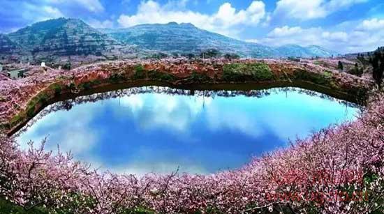 桃花故里14、桃花故里桃花故里旅游景